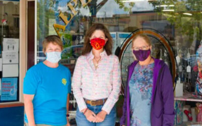 #masks4all: Multiple Stakeholders Come Together to Prevent COVID-19 in Community